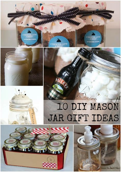 10 Jar Ideas For The Our Days 10 Diy Jar Gift Ideas