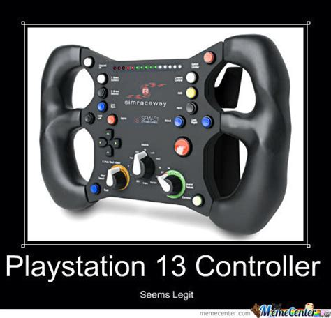 Playstation Meme - the latest playstation ps13 controller orange bananas