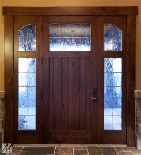 03 Park City Utah Residence Exterior Doors Salt Lake City