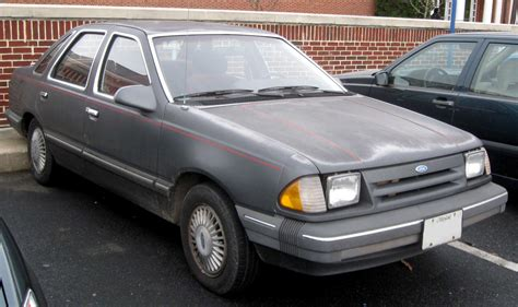 books about how cars work 1987 ford tempo windshield wipe control file 1st ford tempo sedan jpg wikimedia commons