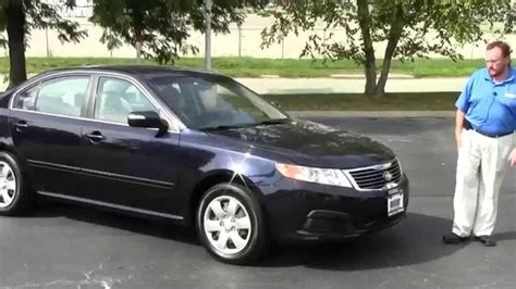 Kia Optima 2009 For Sale by Used 2009 Kia Optima Lx For Sale At Honda Cars Of Bellevue
