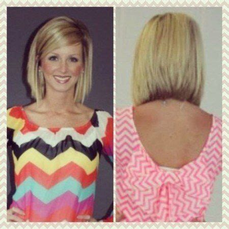 hair cut for greywirey hair 1000 ideas about stacked bob long on pinterest stacked