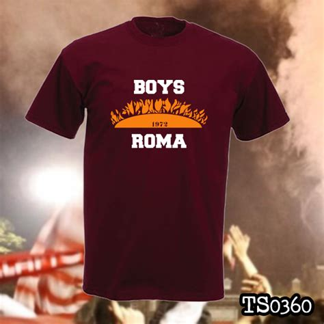 As Roma 02 T Shirt roma t shirt boys ultras store