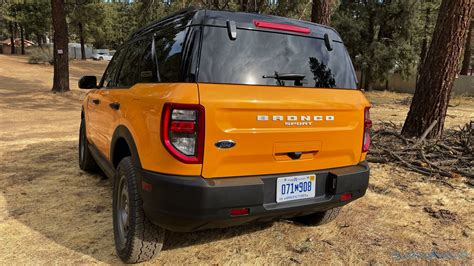 ford bronco sport  drive review shockingly
