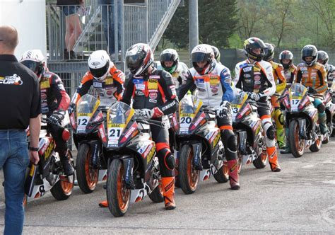 Ktm Events Adac Junior Cup Powered By Ktm Quot Ready To Race Quot Ktm