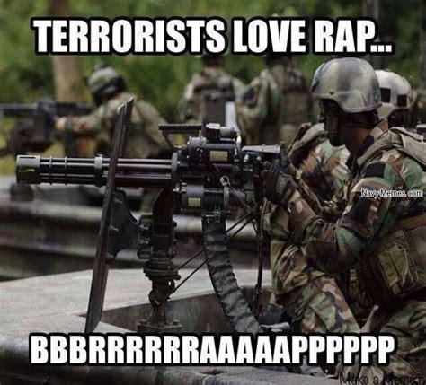 Terrorist Memes - terrorist love rap navy memes clean mandatory fun