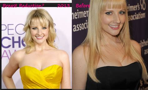 melissa rauch before and after cosmetic surgery rumour melissa rauch breast reduction