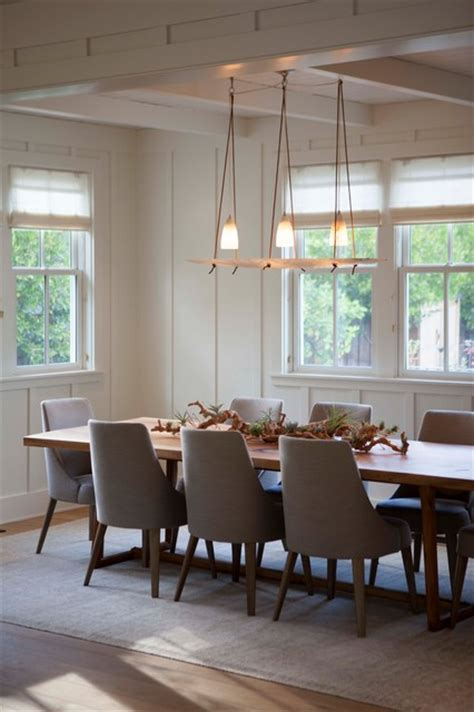 Kitchen Window Treatments Pinterest Modern Farmhouse Farmhouse Dining Room San Francisco
