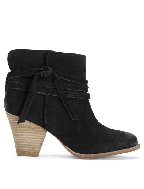 grande boots splendid grande boot in black lyst