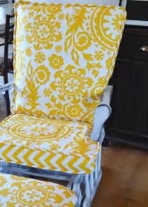 Rocking chair pattern cushion plans diy free download how to make a dresser with drawers