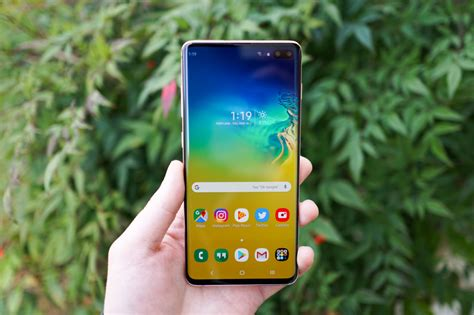 Samsung Galaxy S10 Questions by Samsung Galaxy S10 Review Mostly Excellence Slight Disappointment Droid