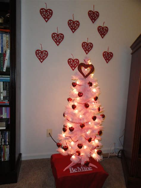 home decor ornaments simple valentine home decorating ideas with valentin tree