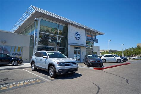 Volkswagen Dealer Las Vegas by Autonation Volkswagen Las Vegas Volkswagen Dealership In