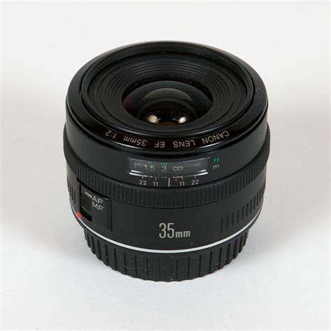 Canon 35mm F25 wtsell lens canon ef 35mm f2