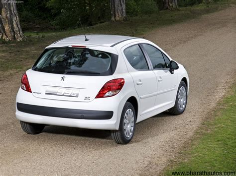 peugeot 207 year peugeot s 207 hatchback to be priced at rs 5 lakhs
