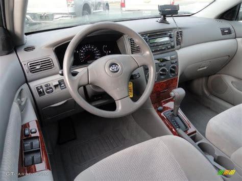 2006 Toyota Corolla Interior 2006 Toyota Corolla Le Interior Photo 43620299 Gtcarlot