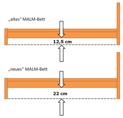 Matratze Zu Hoch Für Bett by Metallbett Hoch Bestseller Shop F 252 R M 246 Bel Und Einrichtungen