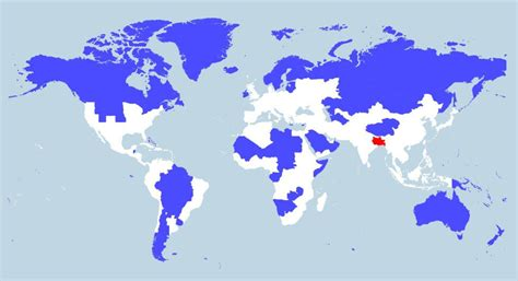 australia global map 10 maps that prove the world is far from running out of
