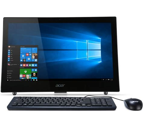acer aspire z1 602 18 5 quot all in one pc deals pc world