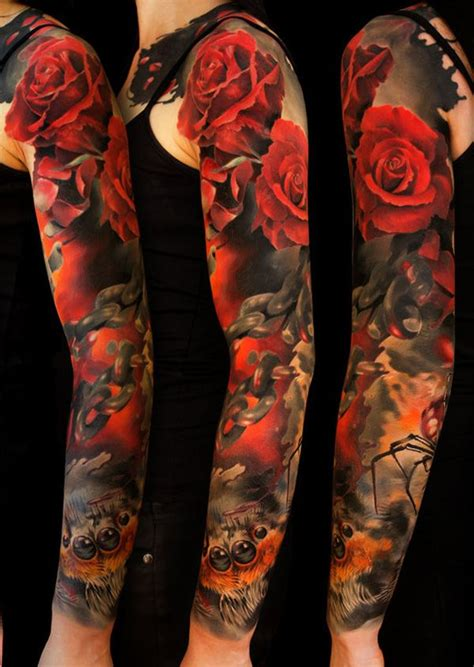 full sleeve tattoos inkdoneright