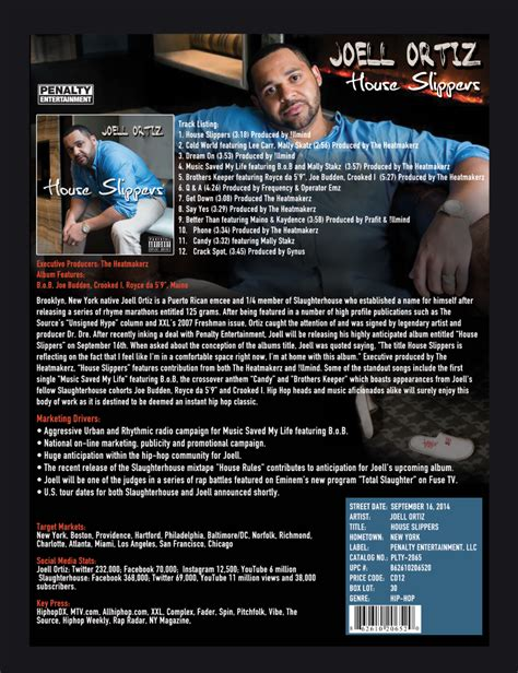 one sheet joell ortiz 440 artist alignment