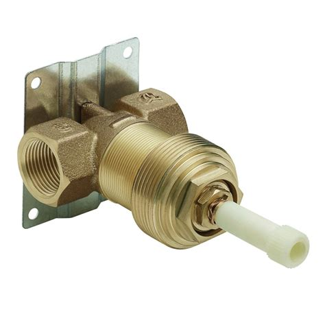 Pedal Faucet by Moen S3600 3 4 Inch Exacttemp Volume Valve