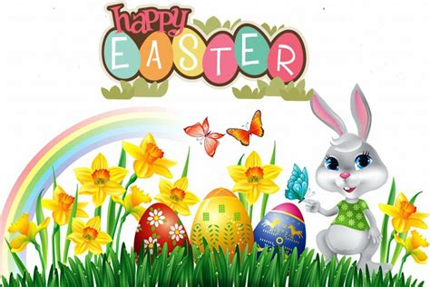 happy clip happy easter 2018 clip arts images happy wishes