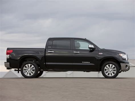 Toyota Tundra Packages Toyota Tundra Crewmax Platinum Package 2009 Toyota Tundra