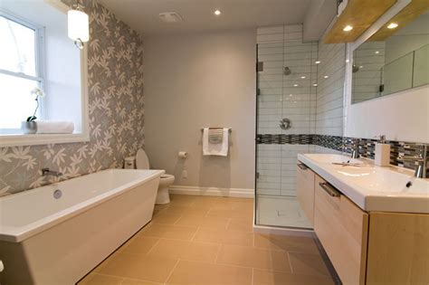 Ensuite bathroom modern bathroom toronto