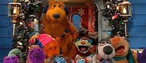 Bear In The Big Blue House Quot A Berry Bear Christmas Quot Kid On The Town