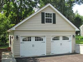 2 Car Detached Garage by 2 Car Garages Garages By Opdyke
