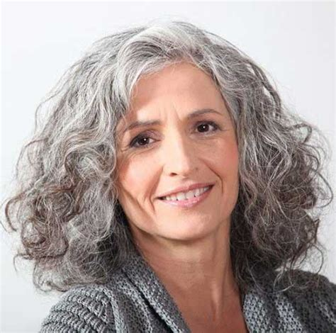 hairstyles for gray hair women over 55 20 super haircuts for over 50 long hairstyles 2016 2017