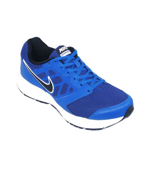nike running shoes india nike downshifter 6 msl blue running shoes buy nike