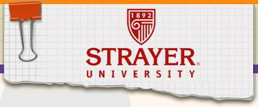 Strayer Mba Management by Strayer