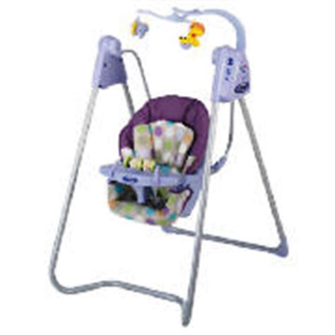 graco playtime swing graco swing