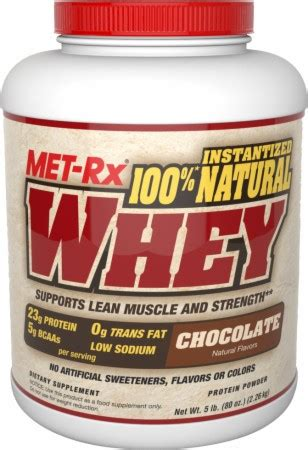 Whey Protein Met Rx met rx 100 whey protein wellness health