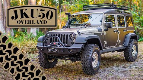 overland jeep jku50 overland jeep showcase