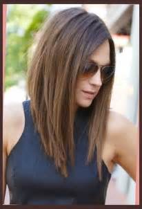 slanted hair styles cut with pictures best 25 long angled haircut ideas on pinterest