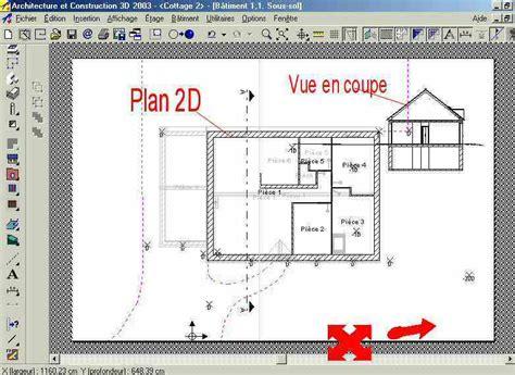 Logiciel Pour Plan De Maison 3176 by Plan Maison Outil Gratuit