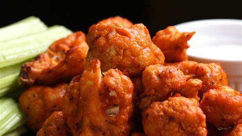 hotforfood buffalo cauliflower buffalo cauliflower buffalo cauliflower healthy treats