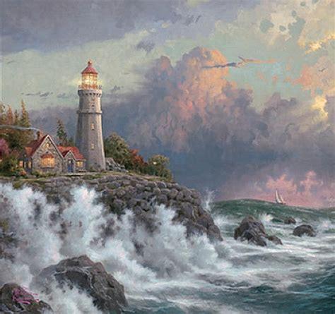 1449482880 thomas kinkade painter of light thomas kinkade quot painter of light quot photo 1 pictures