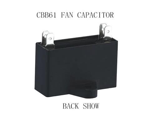 capacitor polarity label cbb61 capacitor polarity capacitor 1 2uf 450v dingfeng china manufacturer capacitor