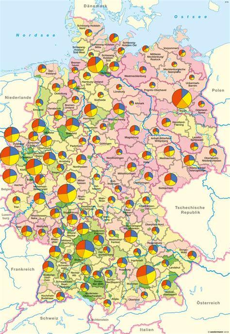 städtekarte deutschland diercke weltatlas kartenansicht deutschland