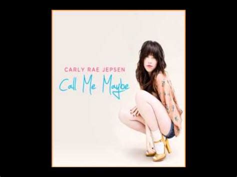 carly rae jepsen youtube channel carly rae jepsen call me maybe lyrics in description