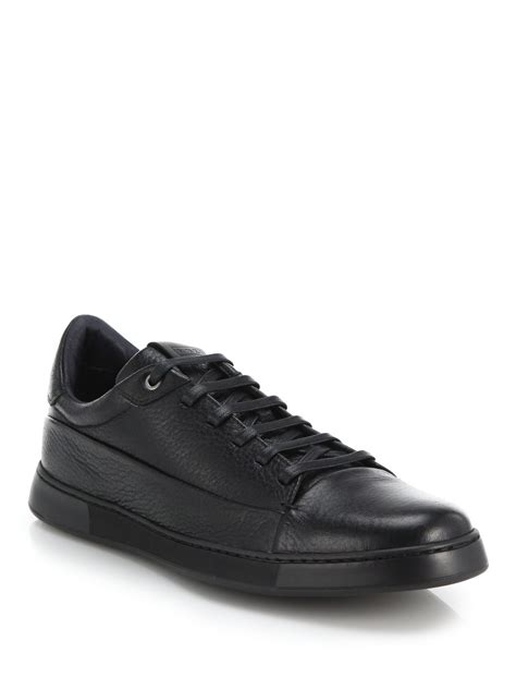 Zegna Leather Sneakers Original zegna sneakers 28 images lyst z zegna techmerino racer