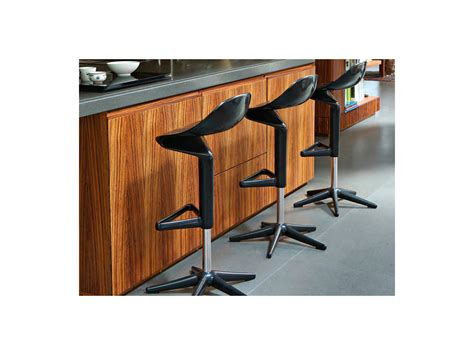 kartell bar stools buy the kartell spoon bar stool at nest co uk