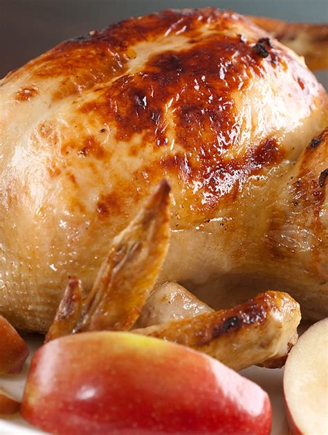 swinging chicken recipe recipe for bacon and apple roasted chicken life s