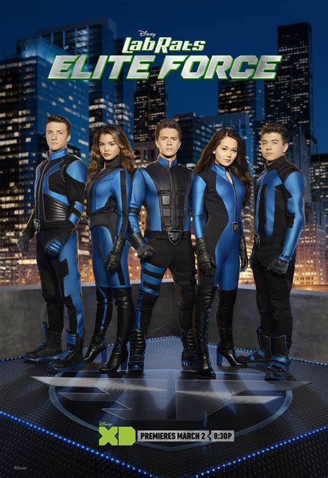 team usa s disney show set to up celebration of light get a look at disney xd s new series lab rats
