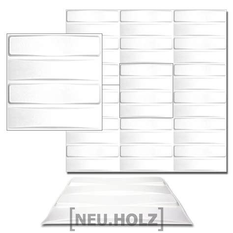 Polsterwand Kaufen by Neu Holz 174 6qm 3d Wandpaneele Wandverkleidung Design Wand