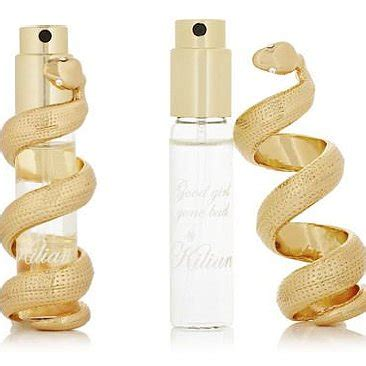 Sugar Kiloan kilian gold snake purse spray holder is a great